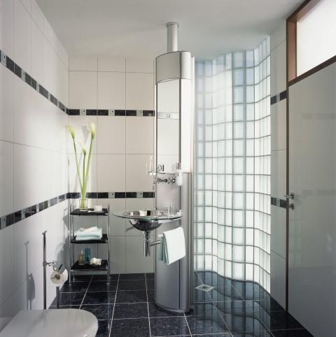 Bathrooms | Pittsburgh Glass Block
