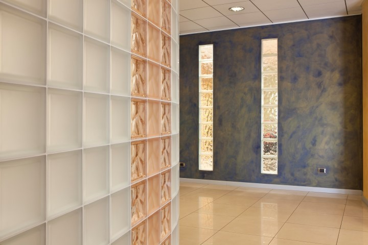 Interior Partitions Pittsburgh Glass Block