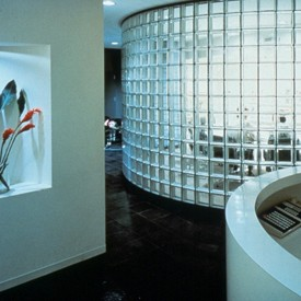 Interior Partitions interior partitions | pittsburgh glass block