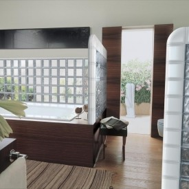 Bathroom Partition Wall